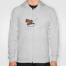 Bear Fishing Hoody