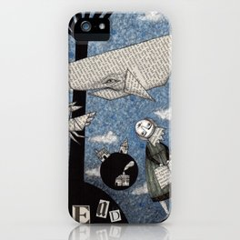 When I read... iPhone Case