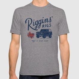 Riggins' Rigs T-shirt
