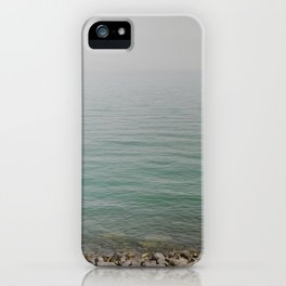 Shores of the Sea of Galilee / Holy Land Fine Art Photography iPhone Case