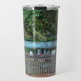 Peace To All Buried Here Travel Mug