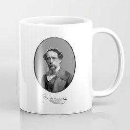 Authors - Charles Dickens Coffee Mug