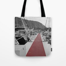 Spanish Harbour Tote Bag