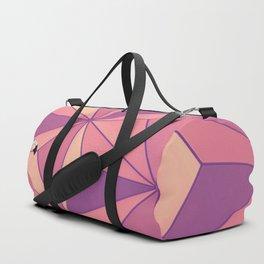 flamingo story Duffle Bag