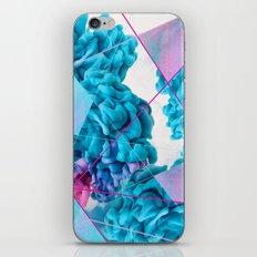 INK Cld Neon iPhone Skin
