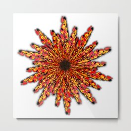 Dappler - No Background Edit Metal Print