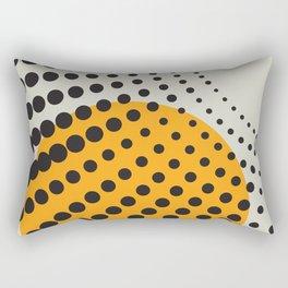Abstract Neutral wall art prints Printed wall art Bauhaus Design Pastel beige wall art Neutral wall Rectangular Pillow