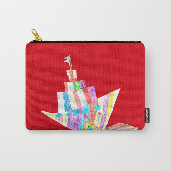iMAGiNARY JOURNEY Carry-All Pouch