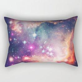 The Universe under the Microscope (Magellanic Cloud) Rectangular Pillow