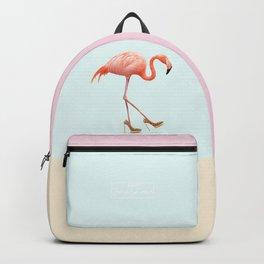 FANCY FLAMINGO Backpack