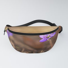 Come with me  Hepatica Forest #decor #society6 Fanny Pack