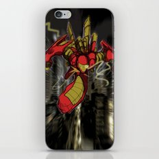 iRon iPhone & iPod Skin