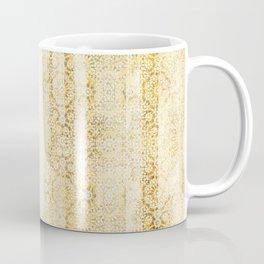 Yellow Moroccan Mosaic Tiles Coffee Mug