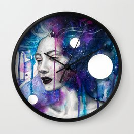 Melancholia Wall Clock