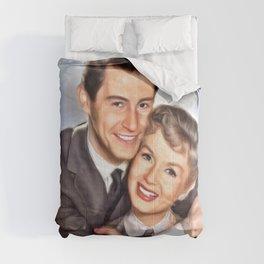 Eddie Fisher and Debbie Reynolds Comforters