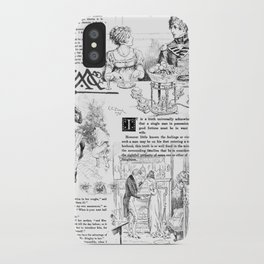Pride and Prejudice - Pages iPhone Case