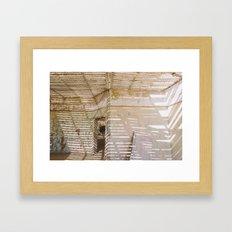 Kolmanskop Ghost Town - Namibia Framed Art Print