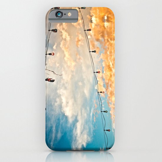 Calm Before The Storm iPhone & iPod Case