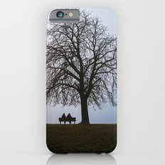 That night we sat together under a tree Slim Case iPhone 6s
