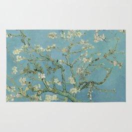 Vincent van Gogh - Almond Blossoms 1890 Rug