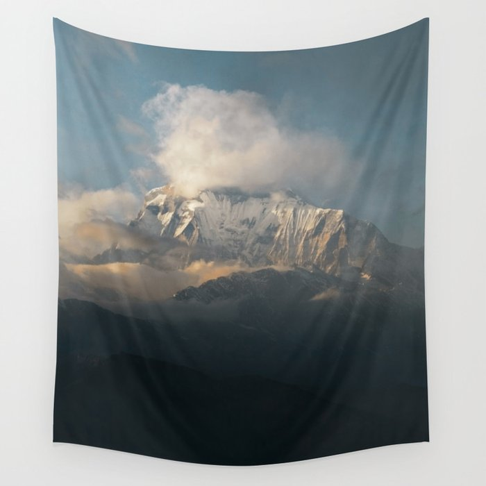 Nepal Wall Tapestry