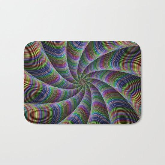 Infinite color fun Bath Mat