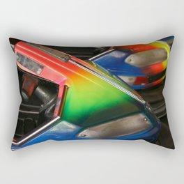 Bumper Cars | Autoscooter Rectangular Pillow