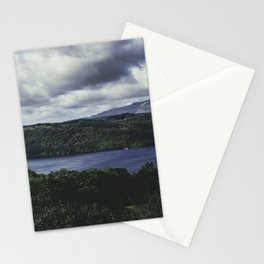 Moody Lake Windermere - Landscape and Nature Photography Stationery Cards