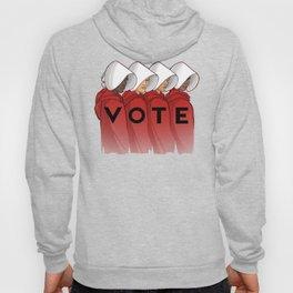 Handmaids Vote Hoody