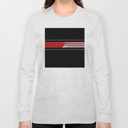 Team Colors....Red Long Sleeve T-shirt