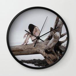 Silene Wall Clock