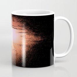 KISSING ON THE BEACH Coffee Mug