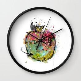 Autumn on my mind Wall Clock