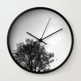 BornFree Wall Clock