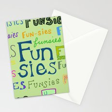 Funsies Stationery Cards
