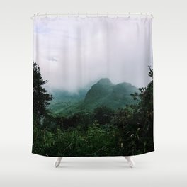 El Yunque Shower Curtain