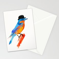 Lord Birdy Stationery Cards