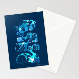 Dungeon Crawlers Stationery Cards