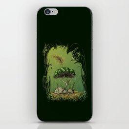 1-Up Mushroom iPhone Skin