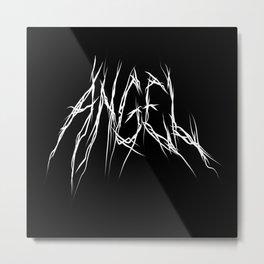 Hell of an Angel Metal Print