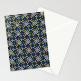 Luxury Spanish Tile - Pattern Stationery Cards