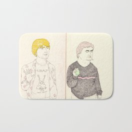 cobain and johnston Bath Mat