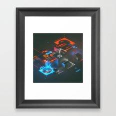 GOBWONG (everyday 08.14.15) Framed Art Print