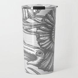 AMMONITE COLLECTION GRAY Travel Mug