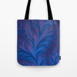 Stacking Hearts - Fractal Art Tote Bag