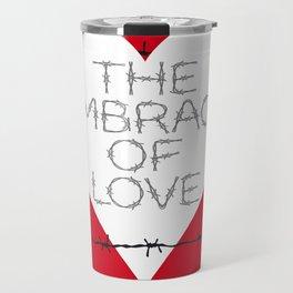 The embrace of love Travel Mug