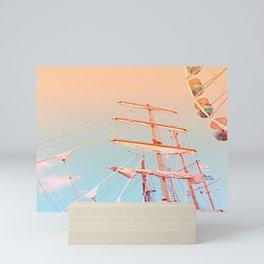 Hanse Sail Rostock Mini Art Print