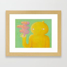 Magic! Framed Art Print