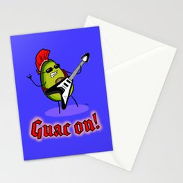 """""""Guac"""" On! Stationery Cards"""