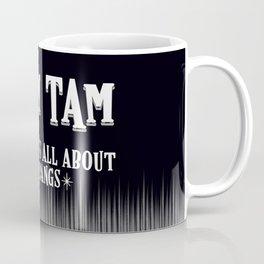 Team Tam Coffee Mug